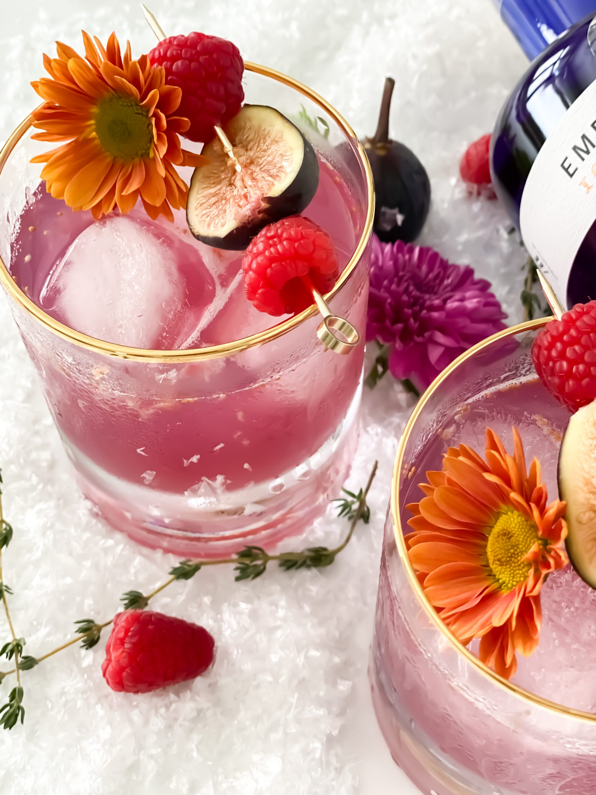 Empress Gin: A Bougie Remix of the Traditional Bees Knees